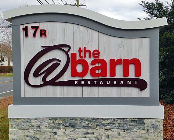"@ the Barn"" restaurant opened in Granby on September 2015"