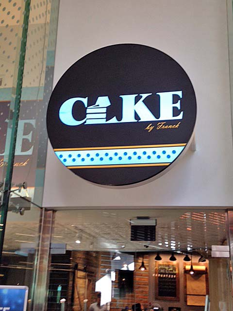 Cake by Franck opened officially at Foxwoods Resort Casino.