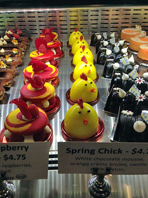 Cake by Franck is a boutique pastry shop.