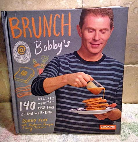 Brunch at Bobby's cookbook by Bobby Flay